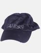 Gorra negra tachas Guess