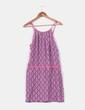 Mini vestido estampado  NoName