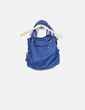 Sac bleu shopper NoName
