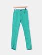 Pantalón elástico verde Mulaya