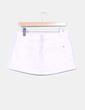 Mini falda denim rosa palo Suiteblanco