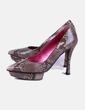 Chaussures imprimé animal Ursula Mascaró