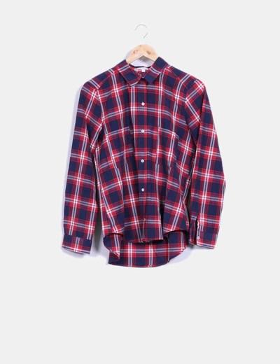 Camisa de cuadtos Easy Wear