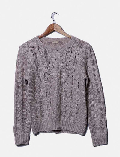 Pull maille tricot Oysho