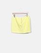 Minifalda amarilla crochet American Retro