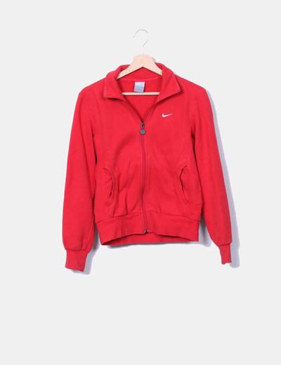f1676606e1 Nike Jaqueta esportiva vermelha (desconto de 78%) - Micolet