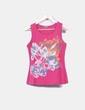 Camiseta rosa estampada Trucco
