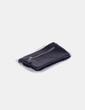 Bolso monedero negro con pelo NoName