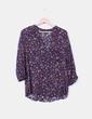 Blusa floral Zara