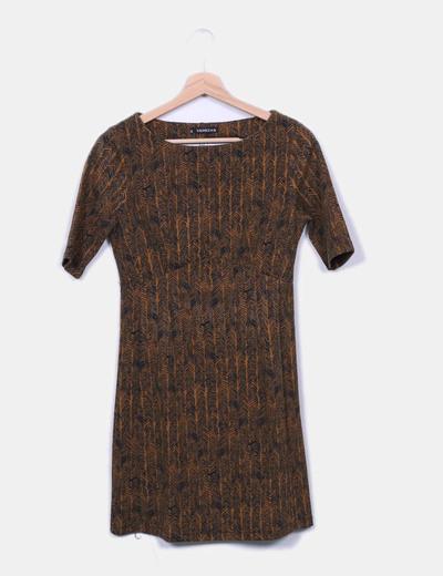 Robe courte Cerezas