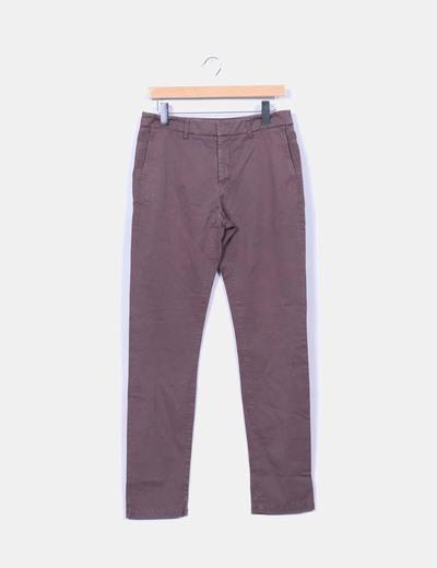 Pantalón chino marrón Filippa K
