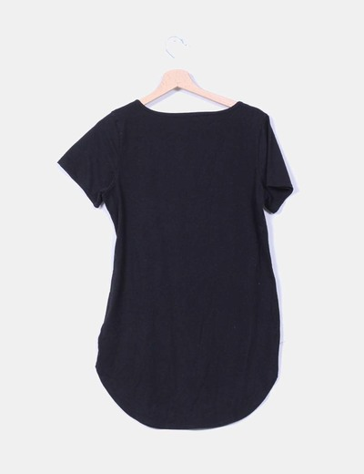 Camiseta basica negra