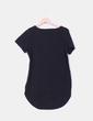 Camiseta básica negra NoName