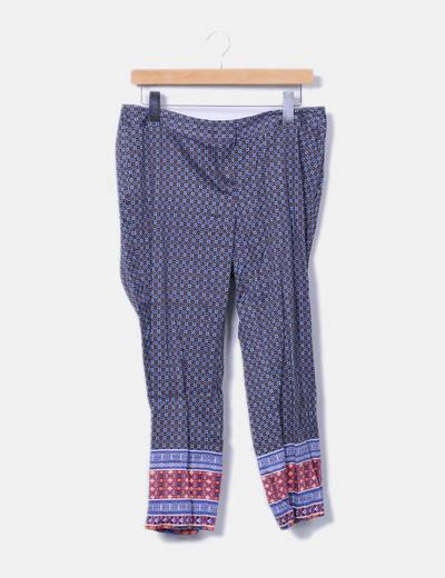Pantalon baggy Grain de Malice