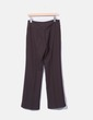 Pantalon marron droit Naf Naf