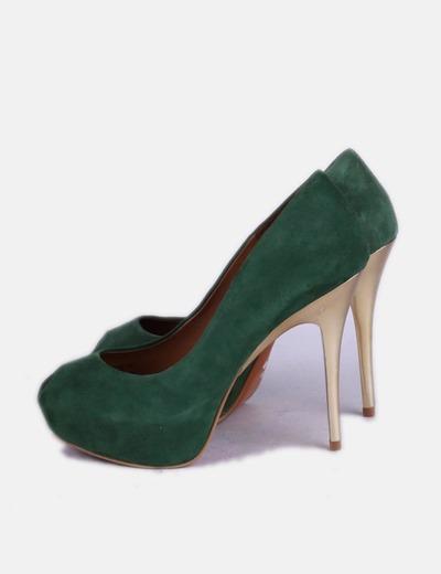Verdesdescuento Tacón Zara Lr3q54aj 77micolet Zapatos De 9I2EDH