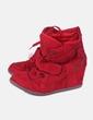 Sneaker roja Sun Color