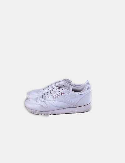 Zapatilla deportiva blanca Reebok