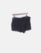 Shorts crochet negro Suiteblanco