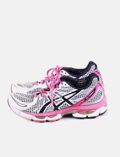 Sneaker running bicolor