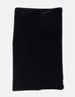 Bolso de mano terciopelo negro Carolina Herrera
