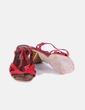 Sandálias de tacão Calzamoda