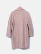 Abrigo largo lana camel H&M