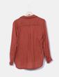 Camisa color caldera Mango