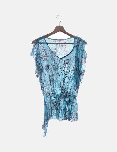 Blusa Hong moda