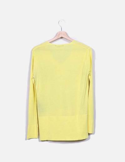 Jersey punto amarillo