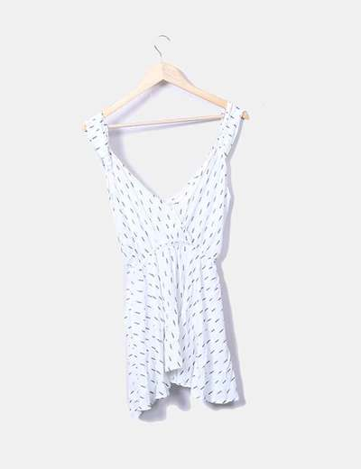 Robe courte In the style