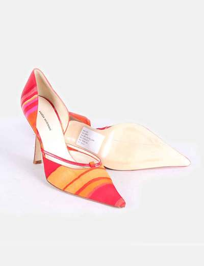 Zapatos pumps tropik
