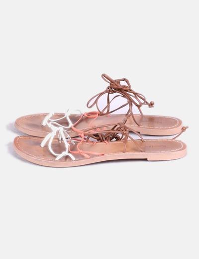 Sandales plates Pedro del Hierro
