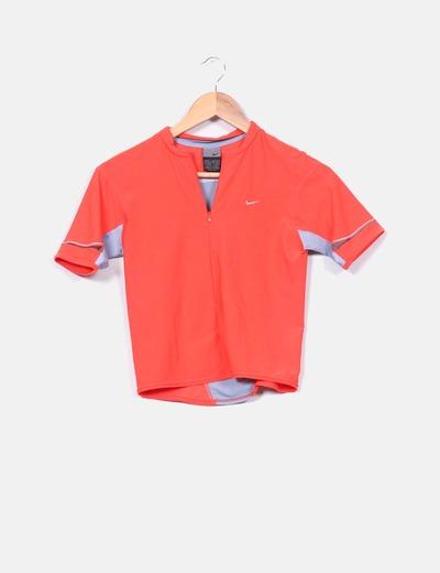"Camiseta deportiva fluor ""Nike""  Nike"