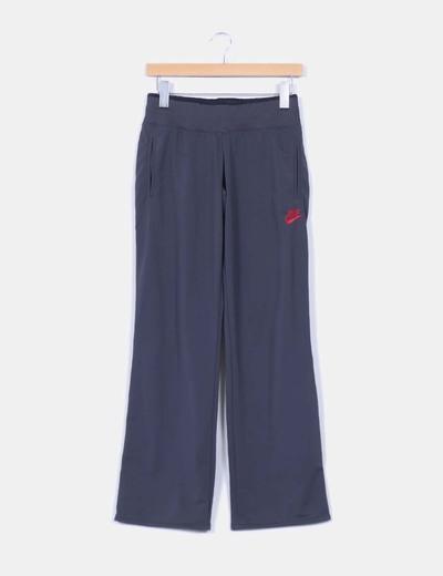 Pantalón deportivo gris marengo Nike