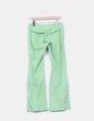 Pantalón verde de campana Fairly