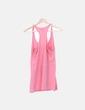 Camiseta rosa tirantes print Primark