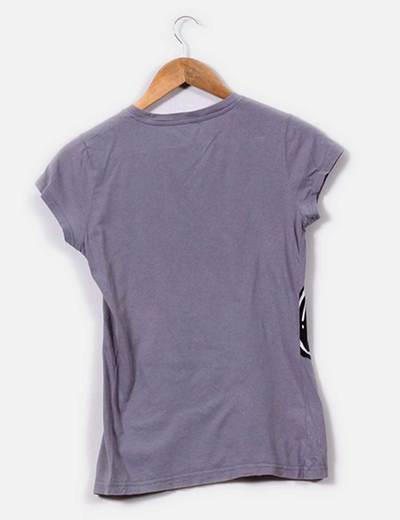 Pimkie Desenho de snoopy de camisa cinza (desconto de 85%) - Micolet dda982ac321