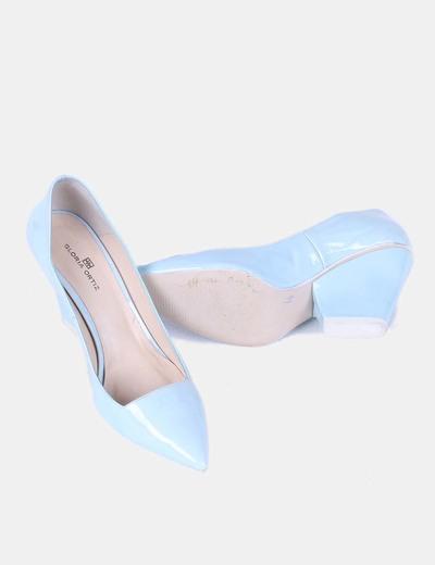 Zapato acharolado