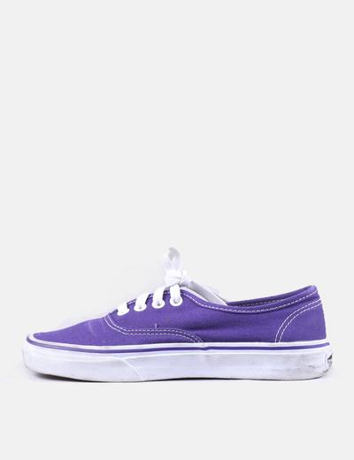 Sapato esportivo roxo Vans