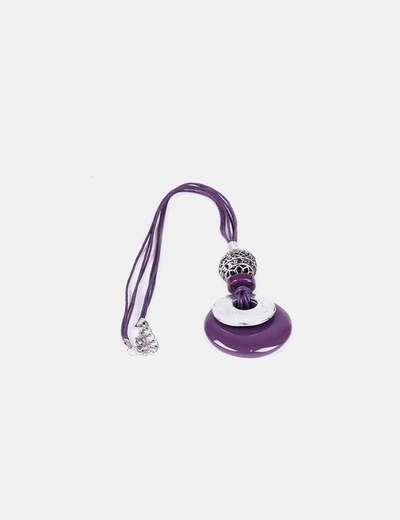 NoName Maxi lila Halskette (Rabatt 74 %) - Micolet 0e3e312432