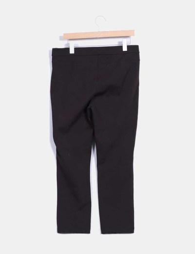Leggings marrones basicos