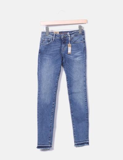 Pantalons slim Cimarron