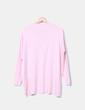 Jersey oversize rosa Smart Dresses