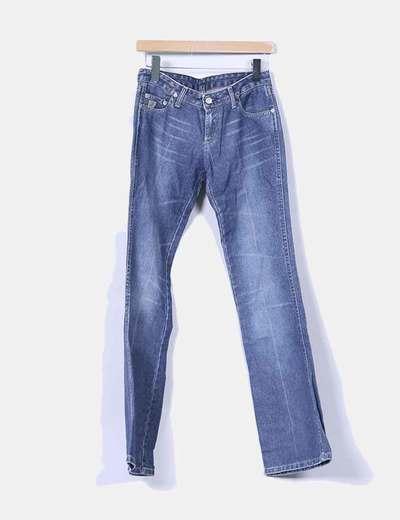Jeans denim campana Lois