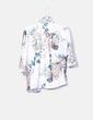 Kimono terciopelo print floral NoName