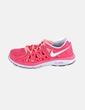 Deportiva rosa con cordones naranjas Nike