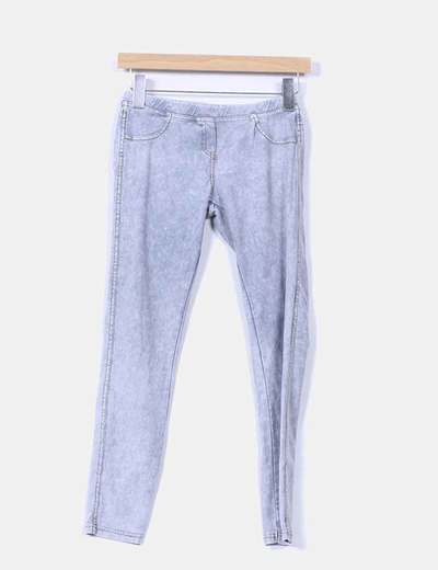 Jeggings denim claro Zara Kids
