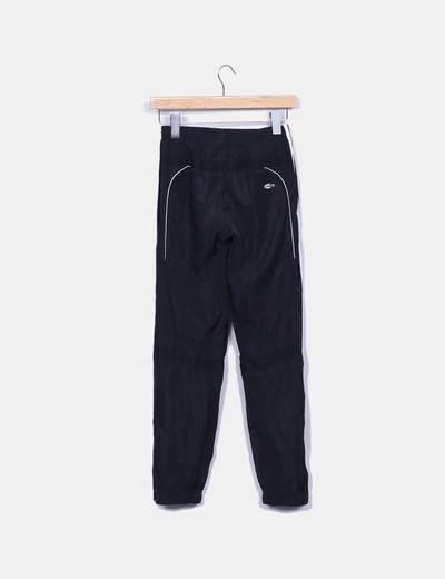 Pantalon negro deportivo