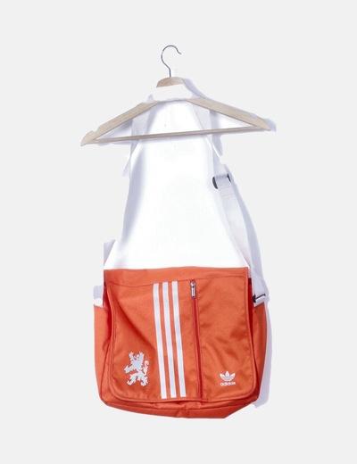 Banderola deportiva naranja